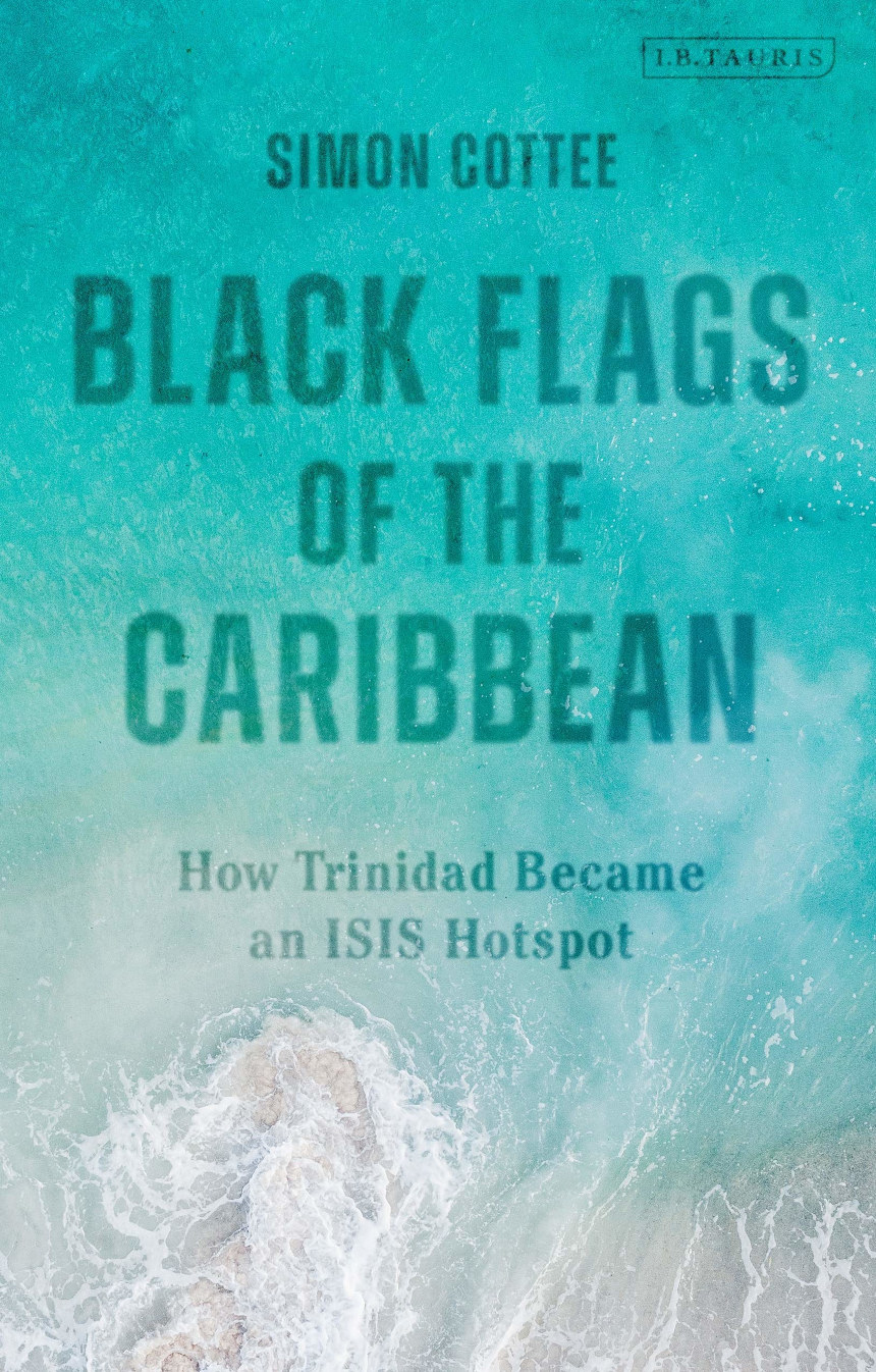 Black Flags of the Caribbean book cover